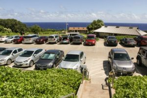 Maui Pools of Oheo Visitor Center Parking